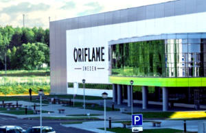 Oriflame is present in more than 60 countries and offers cosmetic products through sales consultants and via its e-shop.