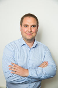 Martin Jurča, Product Manager and Development Manager at Slovak Telekom
